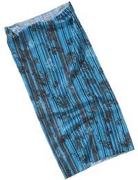 TWISTER Multifunctional Scarf ORNAMENTALSTRIPE BLUE