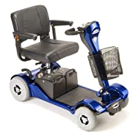 Sterling Sapphire 2 Travel Mobility Scooter - 19 Miles Range and disassembles