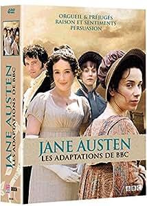 Jane Austen : Les adaptations BBC (Orgueil et prejugés / Raison et sentiments / Persuasion)