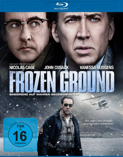 Frozen Ground [Blu-ray]