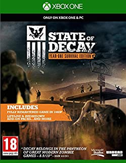 State Of Decay - Year-One Survival Edition (B00TJ8S4SO) | Amazon price tracker / tracking, Amazon price history charts, Amazon price watches, Amazon price drop alerts