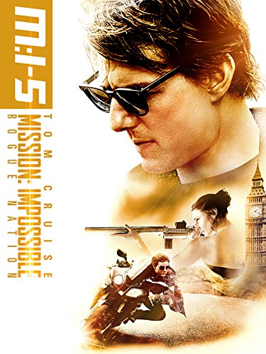 Mission: Impossible - Rogue Nation [dt./OV] (Spy High Serie)