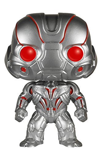 Wars Marvels 2 Star (Funko: Marvel's The Avengers 2 Age of Ultron - Ultron Pop! Vinyl Figur)