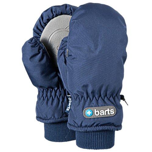 Barts Nylon Mitts  guanti Unisex Bambino 1, BLU NAVY
