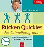 Rücken Quickies - das Schnellprogramm - Dieter Grabbe