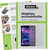 dipos I 2X Schutzfolie matt passend für Medion Lifetab P9702 Folie Displayschutzfolie