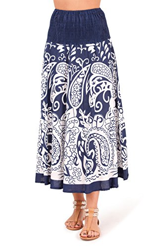 Pistachio Damen Kleid rot rot Small Marineblau/Weiß
