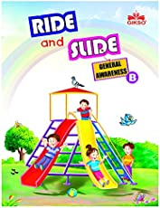 General Awareness Book For L.K.G. - Ride and Slide B General Awareness (With Sticker Activity)
