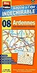 Ardennes (08). Carte D�partementale,...