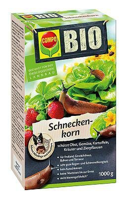 Compo Bio escargot Grain, 1 kg