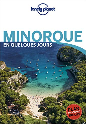 Minorque En quelques jours - 1ed par Lonely PLANET