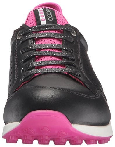 ECCO Speed Hybrid Sox, Sneaker Basse Donna Nero (nero / rosa)