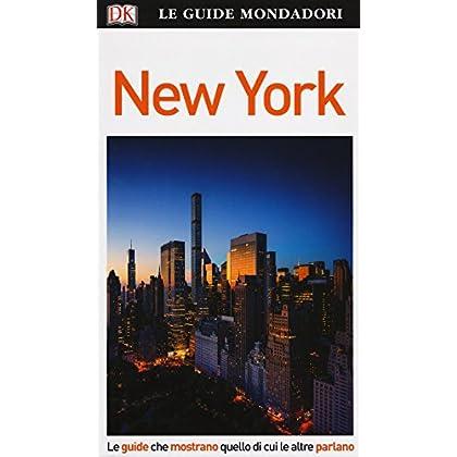 New York. Con Carta Geografica Ripiegata