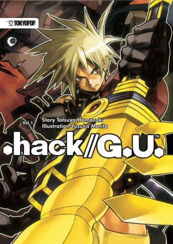 .hack//G.U. Volume 1 Novel