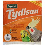 Tydisan Sheets Round, Pack of 8, Yellow
