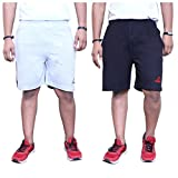 #7: CATFISH Men's Cotton Shorts Pack Of 2(combo)