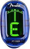 Accordeurs FENDER FT-1620 CALIFORNIA SERIES LAKE PLACID BLUE ACCORDEUR GUITARE A PINCE