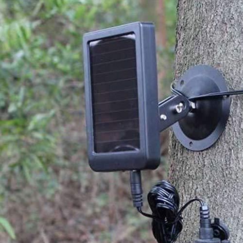 Descripción:   Nombre: panel solar   batería incorporada de litio polmer: 1500mAH   potencia de salida máxima del panel solar: 0.4W   Voltaje de salida: 7.4V   Salida máxima de salida: 800mA   enchufe de salida: 5.0 * 2.0mm (DC2.1)   adaptador de co...
