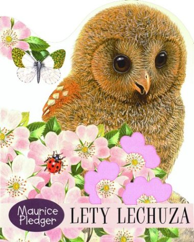 Lety Lechuza (Giant Touch-And-Feel Series) por Maurice Pledger