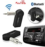 #2: MotoPanda: Maruti Suzuki Swift Car Bluetooth Connector kit Player Wireless car bluetooth Adapter Dongle Car bluetooth 3.5mm Jack Aux Cable car bluetooth audio receiver With MIC car bluetooth call receiver Calling Function car bluetooth speaker Stereo system, Car Bluetooth Earphone Hands-free USB, Led, FM Transmitter, Gadgets, Charger, Music receiver, Phone Receiver, one touch Connect button