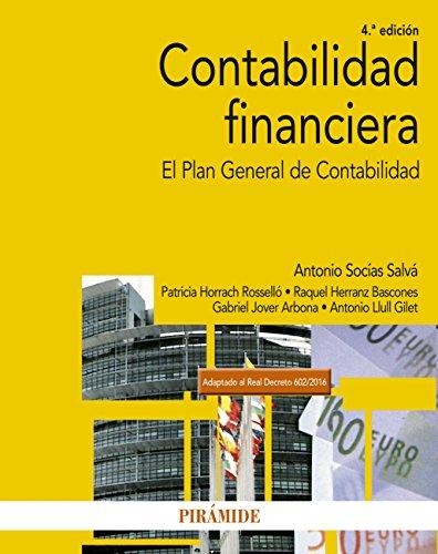 Contabilidad financiera (Economía Y Empresa) por Antonio Socías Salvá