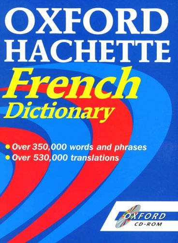 Oxford Hachette French Dictionary Test