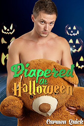 (Diapered At Halloween (English Edition))