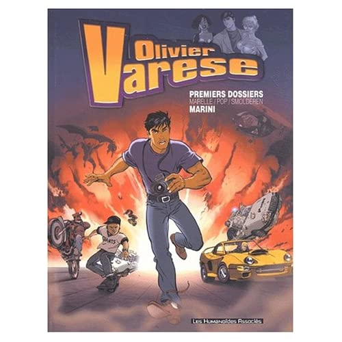 Olivier Varèse, l'intégrale 4 volumes