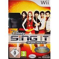 Disney Sing It - Pop Hits Bundle (inkl. 1 Logitech Mikro)