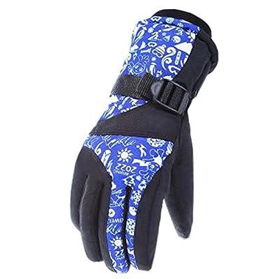 Snowboardhandschuhe Warme wasserdichte Ski-Handschuhe Mann-einen.Kreislauf.durchmachenhandschuhe, G