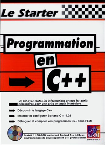 Programmation en C++