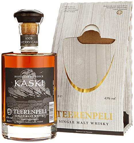 Teerenpeli Kaski Single Malt Whisky (1 x 0.5 l)
