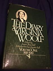The Diary of Virginia Woolf (Volume One 1915-1919) / Edited by Anne Olivier Bell ; Introd. by Quentin Bell