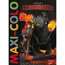Dreamworks - Dragons - Maxi colo