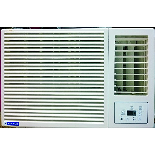 Blue Star 1.5 Tons 5 Star Window AC, White
