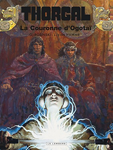 Thorgal, tome 21 : la couronne d'Ogo...