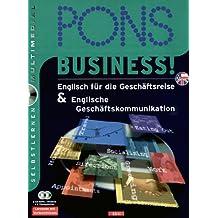 PONS Business. Englisch Geschäfts- Kombi. 2 CD- ROM. Englisch für die Geschäftsreise / Englische Geschäftskommunikation.