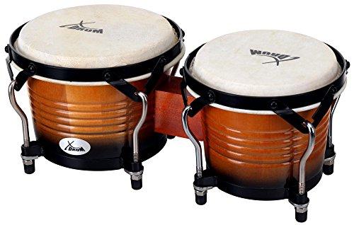 XDrum 37592 - Bongo Pro Vintage, color sunburst