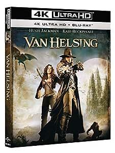 Van Helsing (Blu-Ray 4K Ultra HD + Blu-Ray)