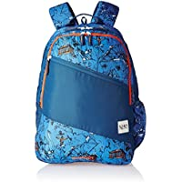 Wildcraft Polyester 29 Ltrs Blue School Backpack (Wiki 2 Doodle 1)