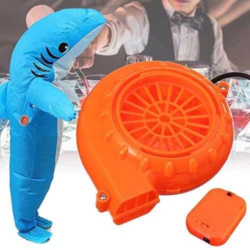Aufblasbares Fan Kostüm - GUDEMN Kleine Luftgebläse Gebläse Pumpe Luftanzug Kostüm Fan Aufblasbare Anzüge Aufblasbar