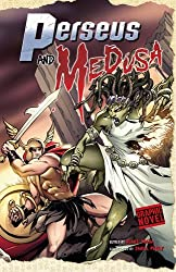 Perseus and Medusa (Graphic Myths) by Blake A. Hoena (2010-01-15)