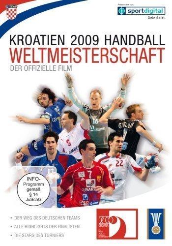 Handball Weltmeisterschaft - Kroatien 2009 [DVD] (Usa-handball)