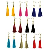 #10: (Tassel Earring) Combo By RICH AND FAMOUS