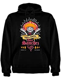 The Fan Tee Sudadera de Hombre Rick and Morty Divertida Friky Smith Tiny