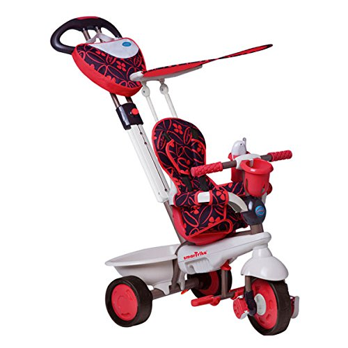 Smart Trike - 1590500 - Tricycle - Dream Rouge