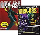 Kick-Ass 1-2 (Special Edition) (3 Dvd) Edizione Italiana