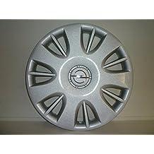 Autoforniture srl Juego 4 Copas Rueda Tapacubos Tachuelas Opel Corsa Desde 2006