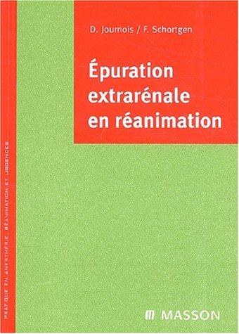 Épuration extrarénale en réanimation: POD