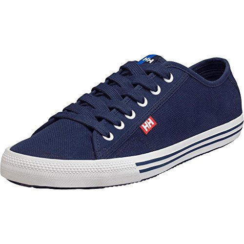 f1bf1c685a Helly Hansen Mens Fjord Canvas Low Classic Sportswear Sneaker Shoes
